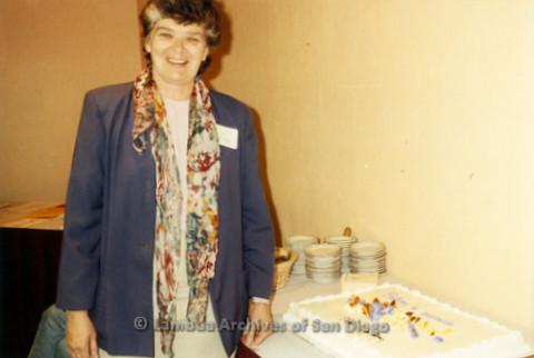 National Organization for Women, Susan B. Anthony Awards 1992: Jeri Dilno.