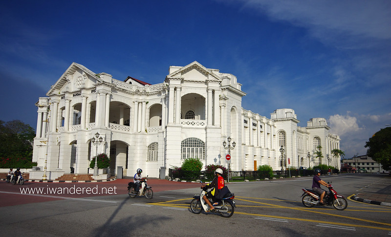 ipoh city hall
