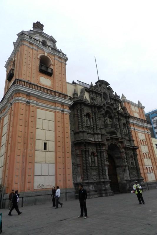 Peru Lima Basilica Menor y Convento de Nuestra Señora de la Merced 10