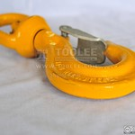1271-Swivel Hook with Latch G80 Germany Type