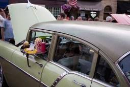 Classic Car Cruise-In 073