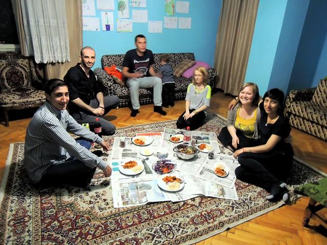 Ali, Fadas, Erhan, Erhan, Dominica, Taryn, Diana by bryandkeith on flickr
