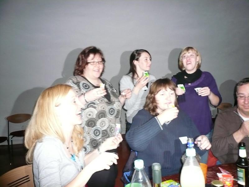 2009-03-13 Chorwochenende, 13. Maerz 2009