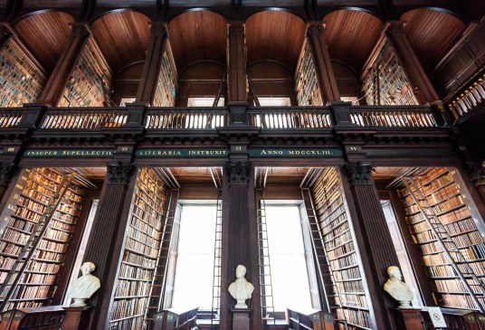 """One of the most amazing libraries in the world"""" - The Lon… 
