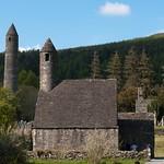 Irlanda, Condado de Wicklow, Glendalough 13