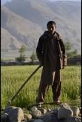 A Wakhi farmer, of Khandut © Bernard Grua