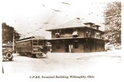 1930 CP&E Terminal