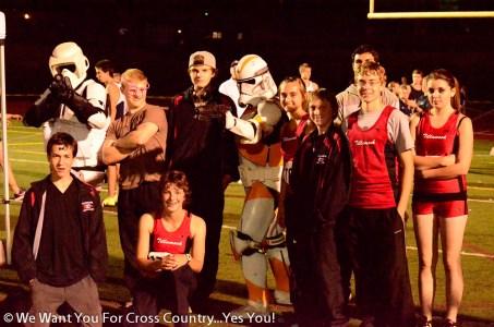 2013 XC Wilsonville Night Meet