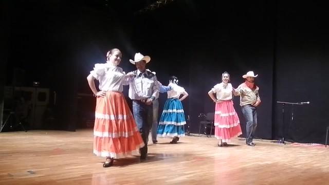 Asociación Azteca - Santa Rita - II Encuentro Intercultural Virgen de Coromoto