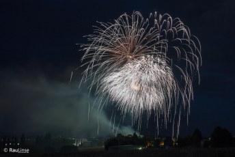 Feuerwerk Vol. 1 - Volksfest 2015
