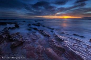 Seacliff Beach at Sunrise