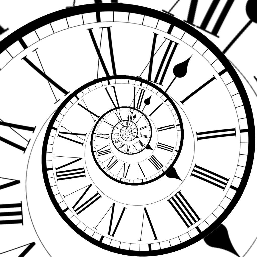 Roman Numerals Clock