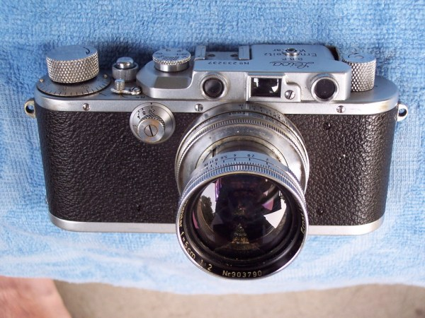 Leica IIIa (1937) with Summitar lens | Just got a very cheap… | Flickr