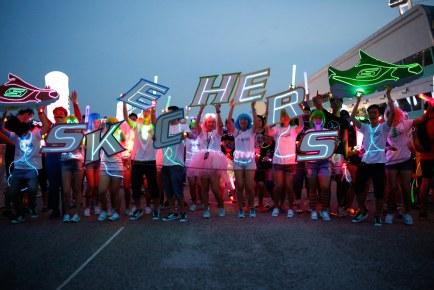 Skechers Electric Run Singapore 2014