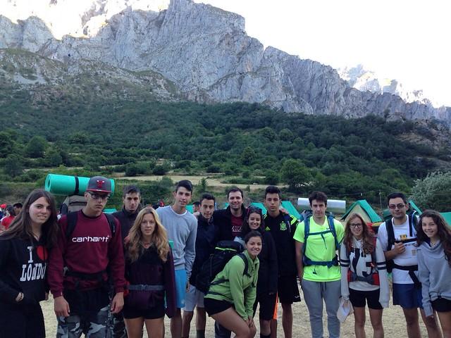 Campamentos verano 2015 niños y jóvenes