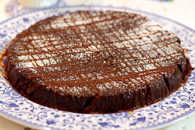 Flourless Chocolate Cake - 11