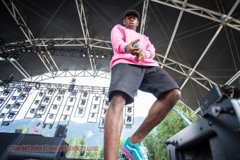 Photos | Tyler, The Creator @ Pemberton Music Festival - July 18 2014