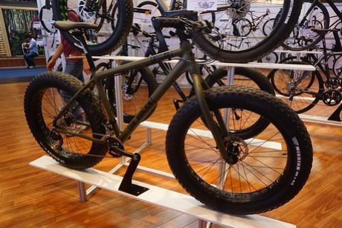 Eurobike 2014: SE Bikes fatbike