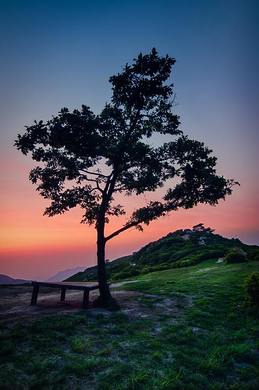 Hwangmaesan Sunrise