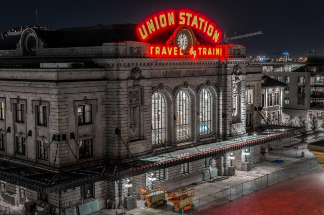 Union Station, Denver, Colorado (USA)