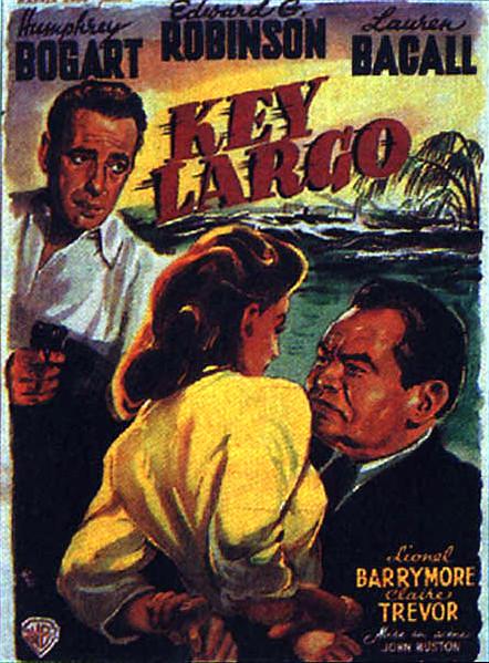 Poster - Key Largo_03
