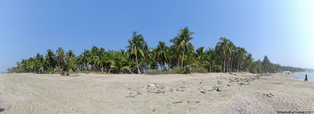 St. Martin's Island, Bangladesh