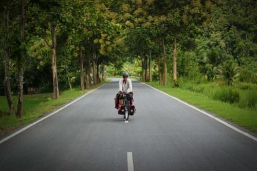 Perlis, near the border with Thailand