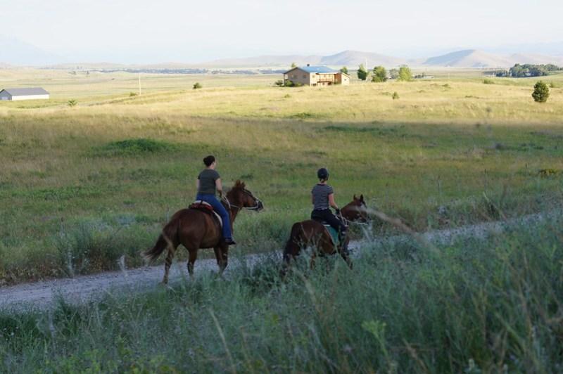 Montana Fun at Anna & Ashton's Ranch