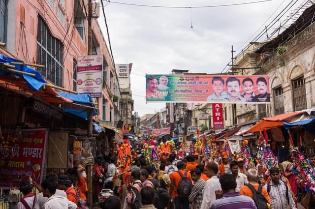 Haridwar Kanwar Yatra 1
