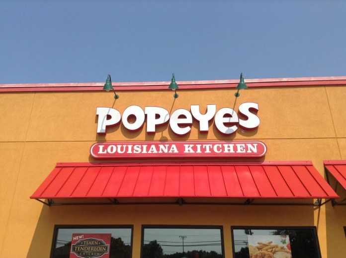 Popeyes at Garden City Shopping Centre Opening on June 22, 2020