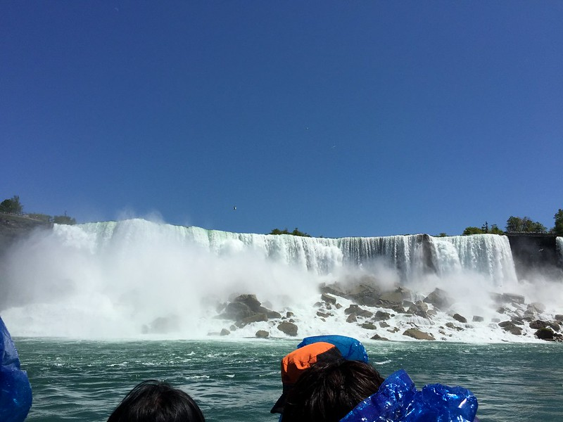 The best I could do on the Maid of the Mist