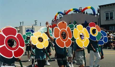 San Diego LGBTQ Pride Parade, 1998