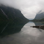 7 viajefilos en Noruega, Bondhusbreen 08