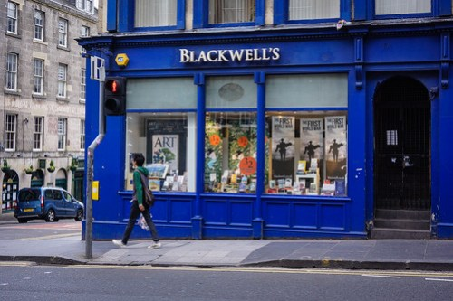 Blackwells, Southside, where it all began