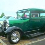 1928 Ford Model A Tudor 2 Door Sedan Hot Rod Flickr