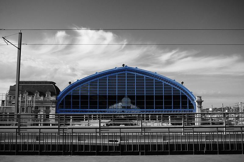 Gare au Bleu !