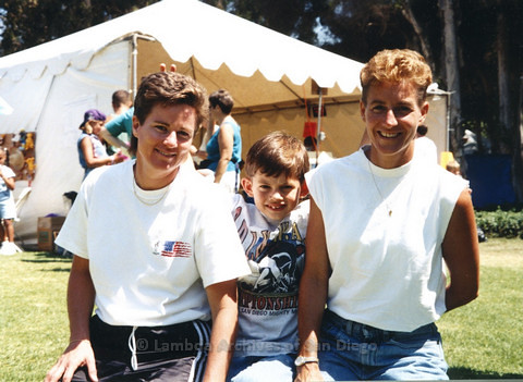San Diego LGBTQ Pride Parade, 1996
