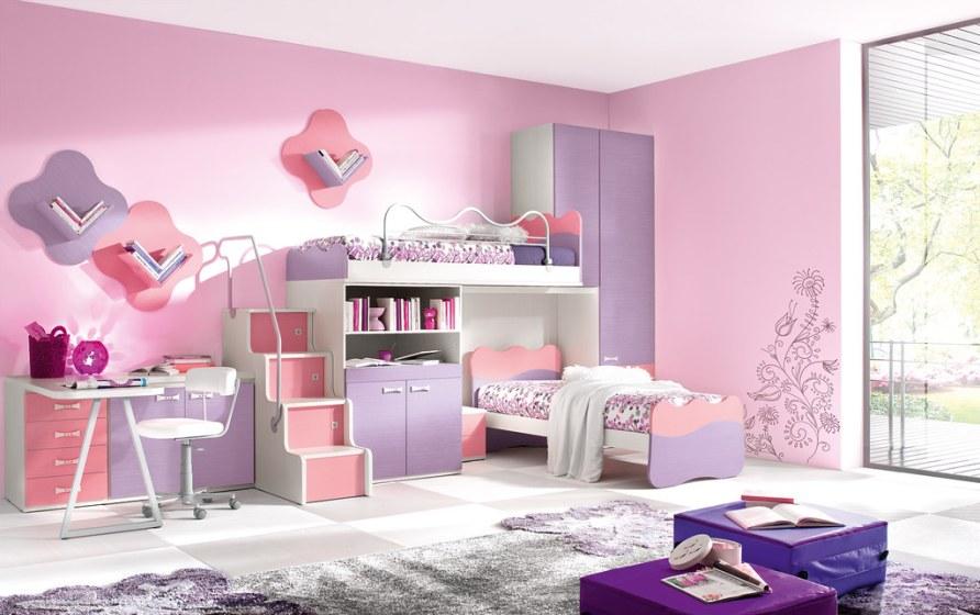 cute-teenage-girl-bedroom-design-ideas-17