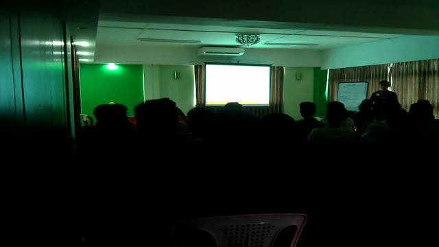 Ubuntu Global Jam (Myanmar)