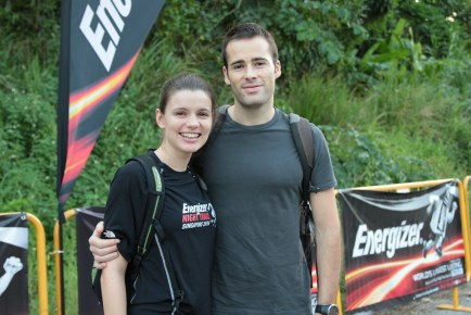 Energizer Singapore Night Trail 2014