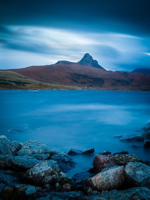 Stac Pollaidh from Loch Bad a' Ghaill