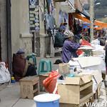 Viajefilos en el Mercado de Tarabuco, Bolivia 28