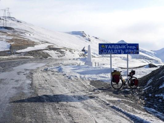 Taldyk pass, 3615m | Jan, 2016