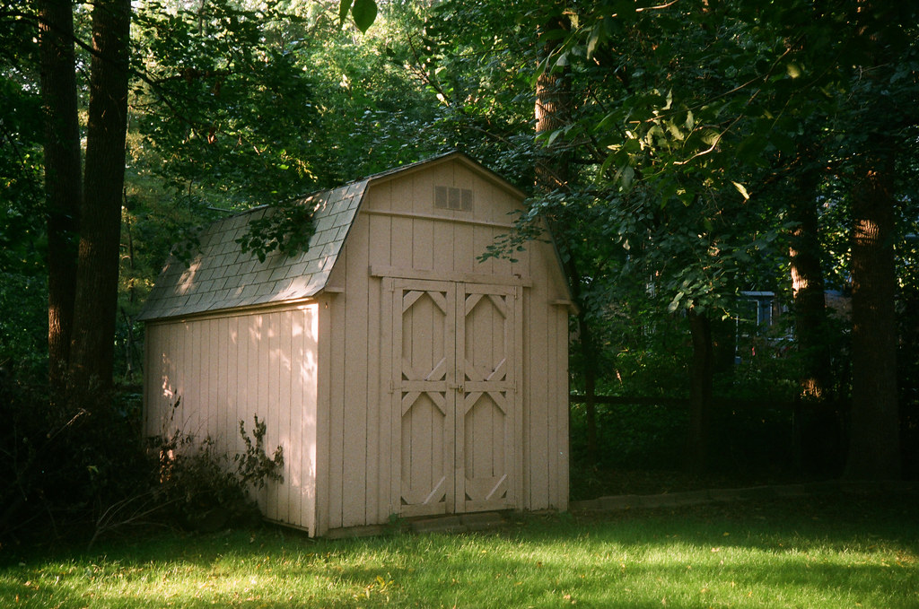 Shed Again