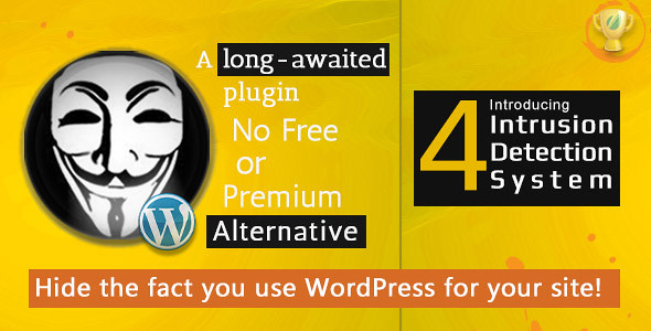 Hide My WP - No one can know you use WordPress V4