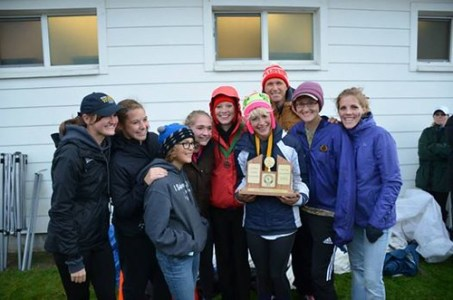 State Cross Country Team