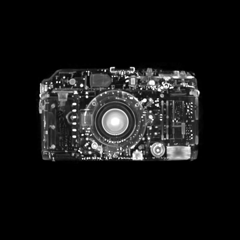 Tomografia de Câmeras Fotográficas - DXFoto - Contax G1