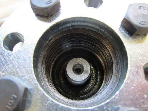 Output Shaft Tapered End