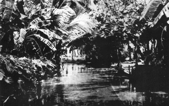 Santa Cruz Bridge, Agana 1930