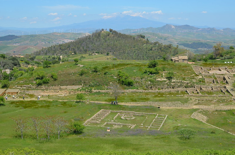 Overview of Morgantina